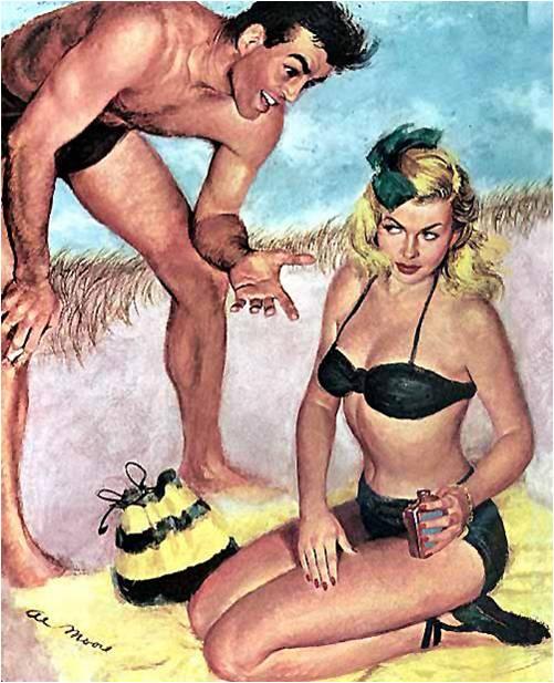 Game sur la plage